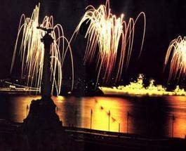 230-летие Черноморского флота отпраздновали в Севастополе