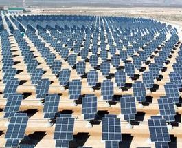 На Прикарпатье появилась первая солнечная электростанция