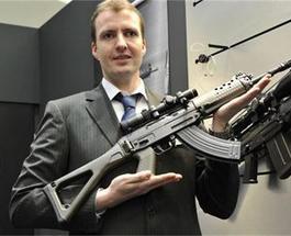 Легендарному автомату АК-47 швейцарские оружейники дали новую жизнь