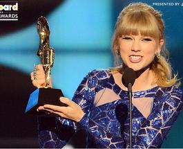 Тейлор Свифт является лучшей певицей, по данным «Billboard»