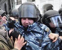 На последнем заседании Киеврады 22 мая «свободовцы» успели затеять драку