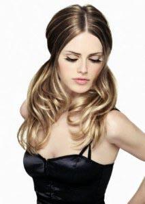 Как уложить волосы красиво