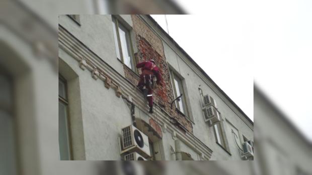 Украинские многоэтажки рушатся от старости