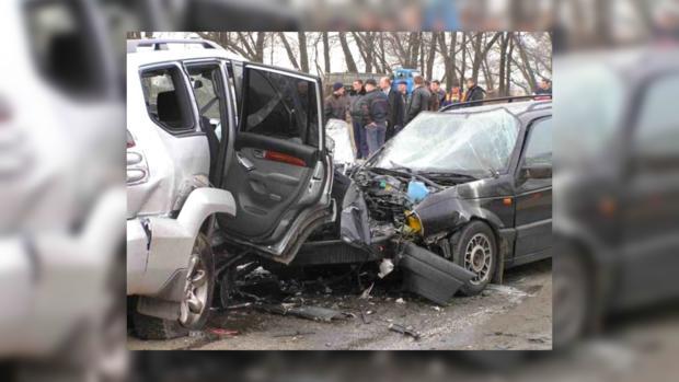 Украинцы гибнут на дорогах чаще, чем поляки и белорусы