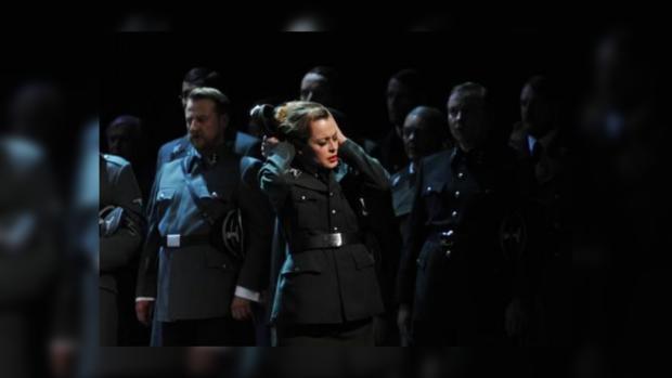 Немцы шокированы интерпретацией оперы Вагнера