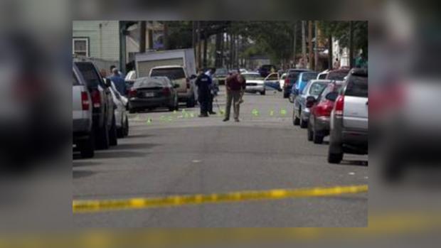 Полицейские не связывают стрельбу в Новом Орлеане с терроризмом
