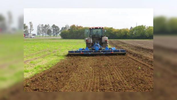 Роботы в полях почти окончены