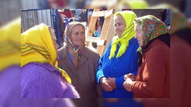 Украинские пенсионеры о европейском уровне жизни могут только мечтать