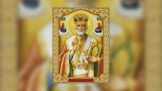 Икона «Николая-Утешителя» исцеляет от болезней