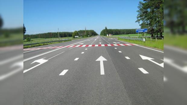 Таких дорог в нашей стране пока очень мало