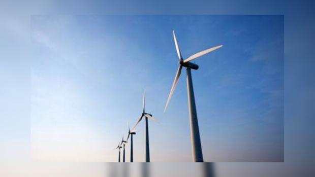 Самый большой ветропарк Турции уже производит энергию