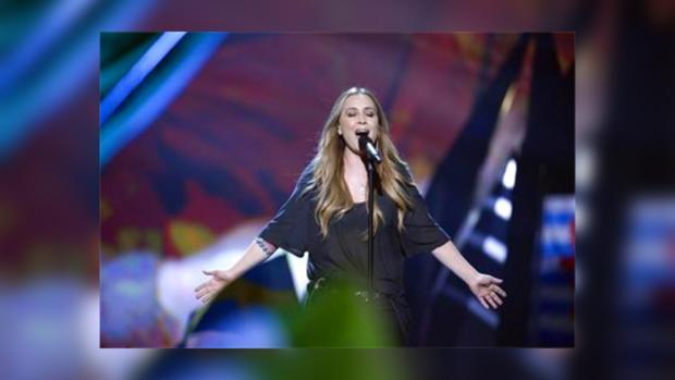Певица из Нидерландов в финале Евровиденья