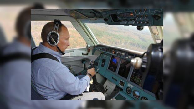 Владимир Путин будет летать на работу на вертолете
