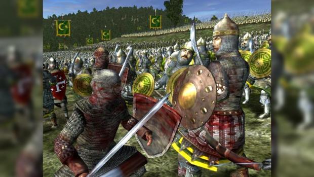 Ворота в Средневековье уже открыты