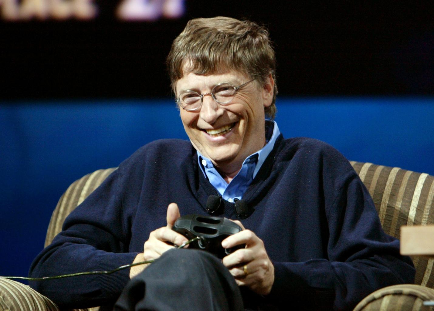 Билл Гейтс — жить хорошо!