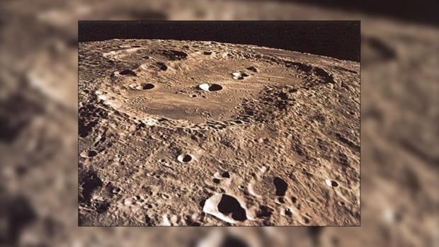 Астрономы зафиксировали столкновение метеорита с Луной