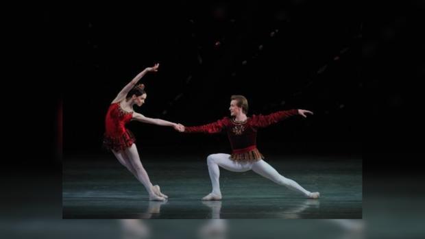 Всемирноизвестный танцор выступит во Дворце Украина