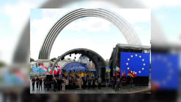Киев будет развивать сотрудничество с ЕС
