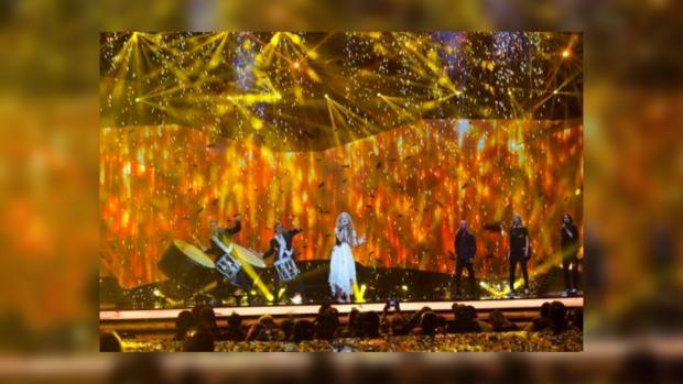 Эмиил де Форест из Дании-победитель Евровидения 2013