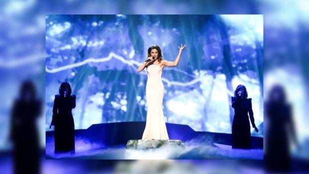 Злата Огневич в тройке победителей Евровидения -2013