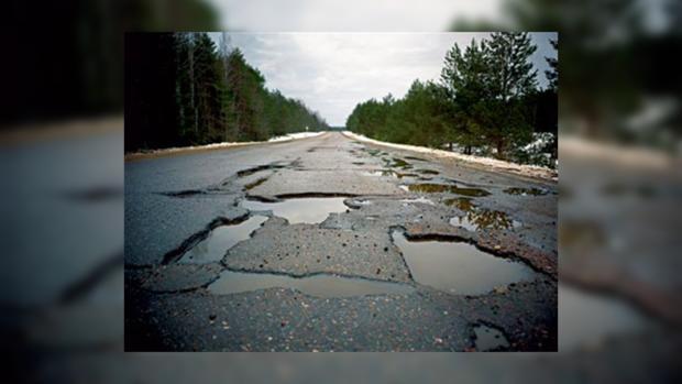 К таким «сюрпризам» украинские водители уже привыкли
