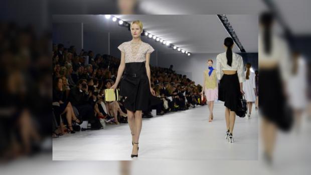 Dior представил новую коллекцию в Монако