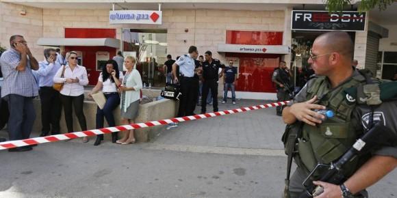 Стрельба в отделении банка Израиля открыл один из должников