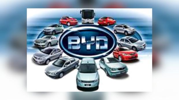 BYD демонстрирует чудеса роста продаж