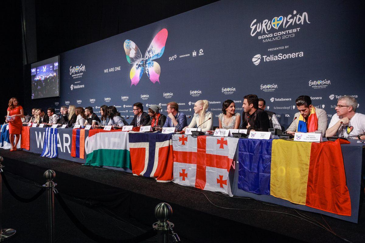 Российскую делегацию на Евровидение-2013 составляли видные представители шоу-бизнеса