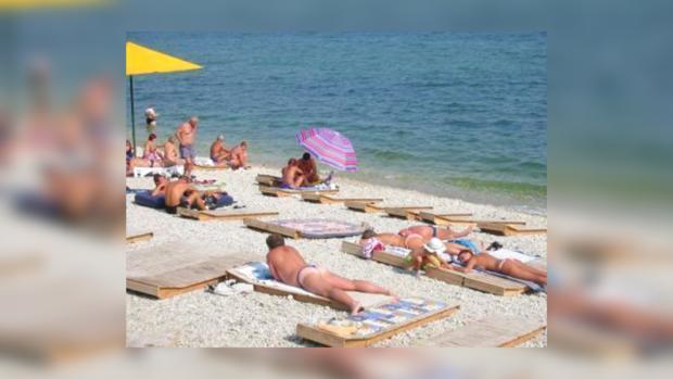 Лечебные пляжи уже готовы встретить туристов