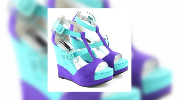 Новые модели женской обуви улучшат настроение не только модниц