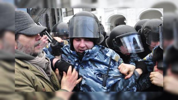 Без конфликтов с милицией «свободовцам» не интересно