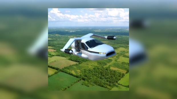Теперь машины могут летать