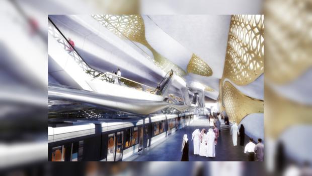 Новая станция метро в столице Саудовской Аравии может стать одной из самых дорогих в мире