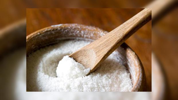 Процесс изготовления соли теперь можно узнать из фото