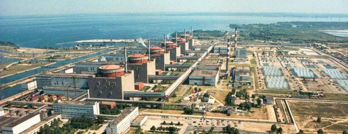 Плановый ремонт энергоблока №4 Запорожской АЭС завершен на два дня раньше
