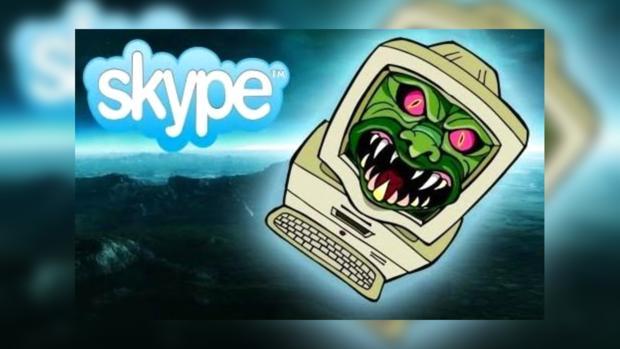 Вирус атакует пользователей Skype