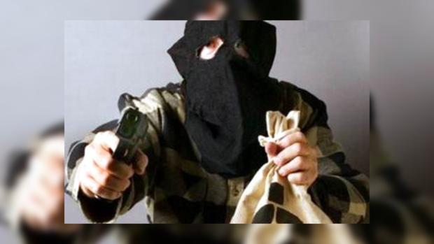 Грабители вынесли украшений на 130 тыс. гривен