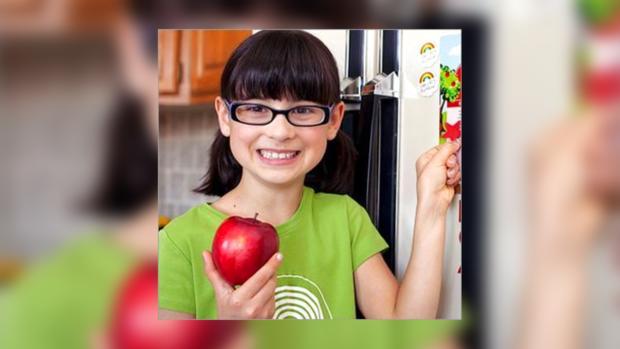 9-летняя Хана выступила против McDonald