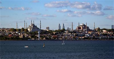 Высотки значительно ухудшили пейзаж турецкой столицы
