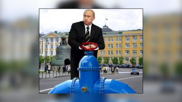 Газ для России – инструмент внешней политики