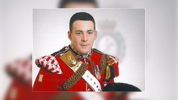 Военнослужащий королевского полка Ли Ригби был еще и ветераном Афганистана