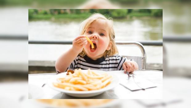 В бедных странах дети о нормальном завтраке могут только мечтать