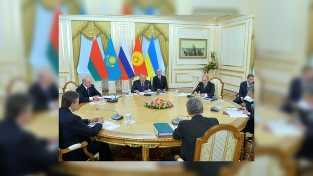 Статус Украины в ТС до сих пор не определен