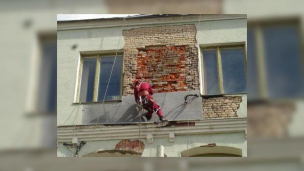 Многоэтажки нужно срочно отремонтировать