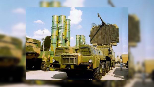 Сирия получила ракеты С-300 от России