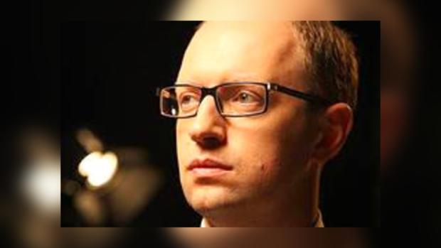 Арсений Яценюк: «Ну, ничего, в таких условиях живем»