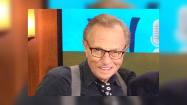 Ларри Кинг известен тем, что во время своего ток-шоу брал интервью у самых известных людей планеты