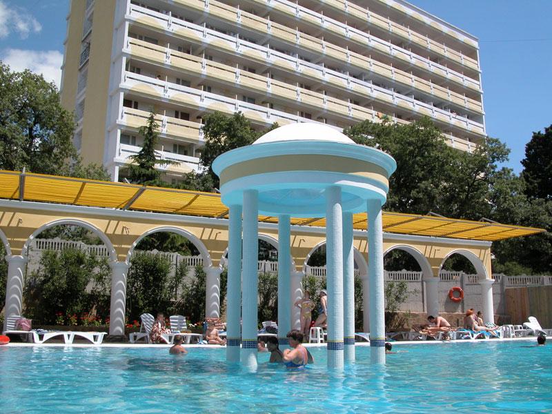 Парк-отель «Марат» (г. Ялта)