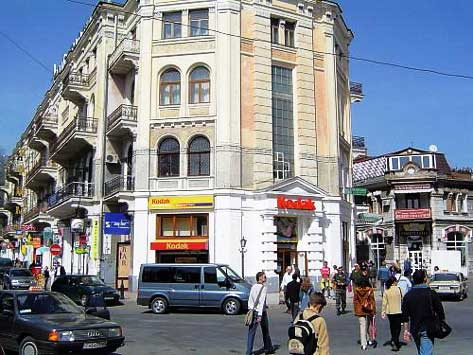 Гостиница «Крым» (г. Ялта)